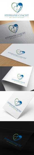 Logo & Huisstijl # 976778 voor Meester paard en juf Stephanie coachen wedstrijd