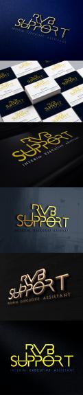 Logo & Huisstijl # 1038586 voor Een nieuw logo voor RvB Support wedstrijd