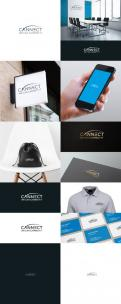 Logo & stationery # 1210229 for Rebranding the look of our 10 years old company Cannect contest