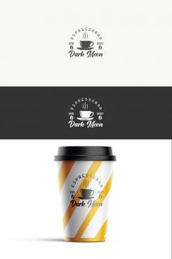 Logo & Huisstijl # 1173974 voor Ontwerp een korte  krachtige en pakkende bedrijfsnaam voor Espressobar! wedstrijd