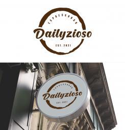 Logo & Huisstijl # 1136092 voor Ontwerp een korte  krachtige en pakkende bedrijfsnaam voor Espressobar! wedstrijd