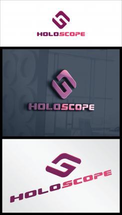 Logo & Huisstijl # 977677 voor Ontwerp een logo en huisstijl voor een Augmented Reality platform wedstrijd