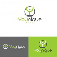 Logo & Corp. Design  # 502445 für Entwerfen Sie ein modernes+einzigartiges Logo und Corp. Design für Yoga Trainings Wettbewerb
