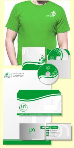 Logo & Corp. Design  # 504063 für Entwerfen Sie ein modernes+einzigartiges Logo und Corp. Design für Yoga Trainings Wettbewerb