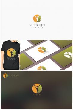 Logo & Corp. Design  # 502471 für Entwerfen Sie ein modernes+einzigartiges Logo und Corp. Design für Yoga Trainings Wettbewerb