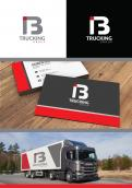 Logo & stationery # 1239047 for Brand logo for trucking company contest