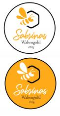 Logo & Corp. Design  # 1034250 für Imkereilogo fur Honigglaser und andere Produktverpackungen aus dem Imker  Bienenbereich Wettbewerb