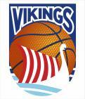 Logo & Huisstijl # 1102599 voor Basketbalclub Vikings wedstrijd