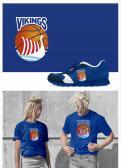 Logo & Huisstijl # 1102647 voor Basketbalclub Vikings wedstrijd