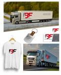 Logo & stationery # 1232786 for Brand logo for trucking company contest