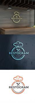 Logo & Huisstijl # 1144540 voor Ontwerp een herkenbaar  toegankelijk maar hip logo voor een online platform dat restaurants met content creators  Instagram  verbindt! wedstrijd