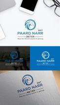 Logo & Huisstijl # 1243094 voor Ontwerp een sprekend logo voor  Met paard naar beter   wedstrijd