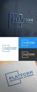 Logo & Huisstijl # 1054620 voor Logo en huisstijl voor Platform Duurzaam Vliegen wedstrijd