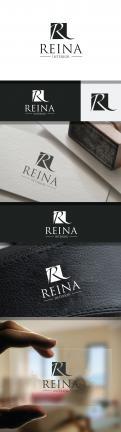 Logo & stationery # 1245930 for Logo for interior design  Reina  stam en staal  contest