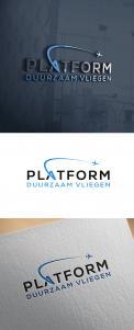 Logo & Huisstijl # 1054624 voor Logo en huisstijl voor Platform Duurzaam Vliegen wedstrijd