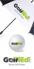 Logo & stationery # 1171047 for Design a logo and corporate identity for GolfTed   electric golf trolleys contest