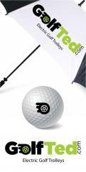 Logo & Huisstijl # 1170255 voor Ontwerp een logo en huisstijl voor GolfTed   elektrische golftrolley's wedstrijd
