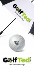 Logo & stationery # 1170268 for Design a logo and corporate identity for GolfTed   electric golf trolleys contest