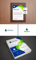 Logo & stationery # 1127577 for logo and identity for a sme of pharmaceutical products contest