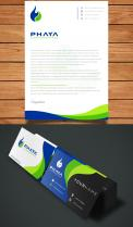 Logo & stationery # 1128549 for logo and identity for a sme of pharmaceutical products contest
