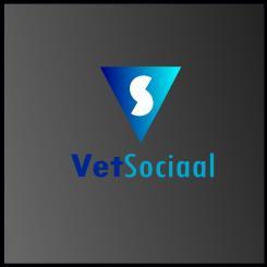 Logo & stationery # 1077427 for Design a trendy logo   stationery design for a social media company contest