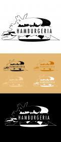 Logo & Huisstijl # 442548 voor logo voor een Burger Take-away en Menu wedstrijd