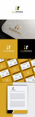 Logo & stationery # 1131568 for Renotravaux contest