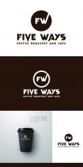 Logo & Huisstijl # 1011954 voor Five Ways Coffee Roastery and Cafe wedstrijd
