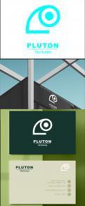 Logo & stationery # 1172777 for Pluton Ventures   Company Design contest