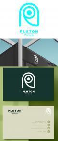 Logo & stationery # 1172788 for Pluton Ventures   Company Design contest
