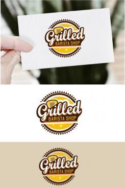 Logo & Huisstijl # 1176136 voor Ontwerp een korte  krachtige en pakkende bedrijfsnaam voor Espressobar! wedstrijd