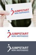 Logo & Huisstijl # 1175795 voor Logo   huisstijl voor sociaal initiatief  Jumpstart wedstrijd