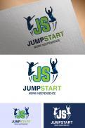 Logo & Huisstijl # 1175822 voor Logo   huisstijl voor sociaal initiatief  Jumpstart wedstrijd