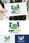 Logo & Huisstijl # 1175827 voor Logo   huisstijl voor sociaal initiatief  Jumpstart wedstrijd