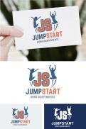 Logo & Huisstijl # 1175828 voor Logo   huisstijl voor sociaal initiatief  Jumpstart wedstrijd