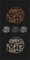 Logo & stationery # 1072397 for Refresh coffee logo contest