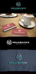 Logo & Huisstijl # 1104928 voor Wanted  Tof logo voor marketing agency  Milkshake marketing wedstrijd