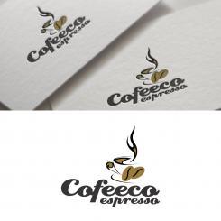 Logo & Huisstijl # 1173074 voor Ontwerp een korte  krachtige en pakkende bedrijfsnaam voor Espressobar! wedstrijd