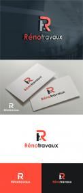 Logo & stationery # 1118650 for Renotravaux contest