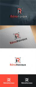 Logo & stationery # 1118659 for Renotravaux contest