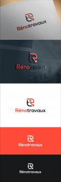 Logo & stationery # 1117438 for Renotravaux contest