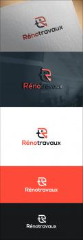 Logo & stationery # 1117440 for Renotravaux contest