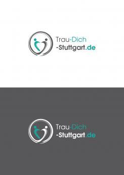 Logo & Corporate design  # 824922 für Trau-Dich-Stuttgart.de Wettbewerb