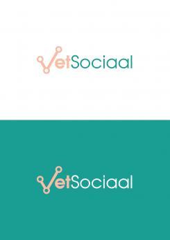 Logo & stationery # 1076246 for Design a trendy logo   stationery design for a social media company contest