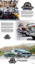 Logo & Huisstijl # 1231031 voor Mancave met classic cars wedstrijd