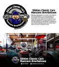 Logo & Huisstijl # 1230431 voor Mancave met classic cars wedstrijd