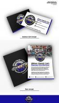 Logo & Huisstijl # 1230657 voor Mancave met classic cars wedstrijd