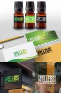Logo & stationery # 1218861 for Logo   corporate identity for oil filling company private labeling in vegetable oils contest