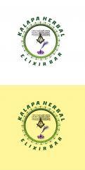 Logo & Huisstijl # 1049232 voor Logo   Huisstijl voor KALAPA   Herbal Elixirbar wedstrijd