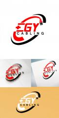 Logo & stationery # 1087861 for Corporate and logo identity creation of a brand new cabling company contest